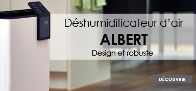Déshumidificateur d'air ALBERT