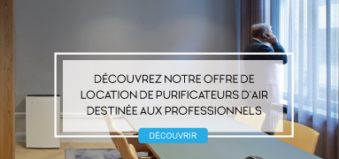Location de purificateur d'air