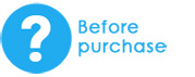 Before your purchase